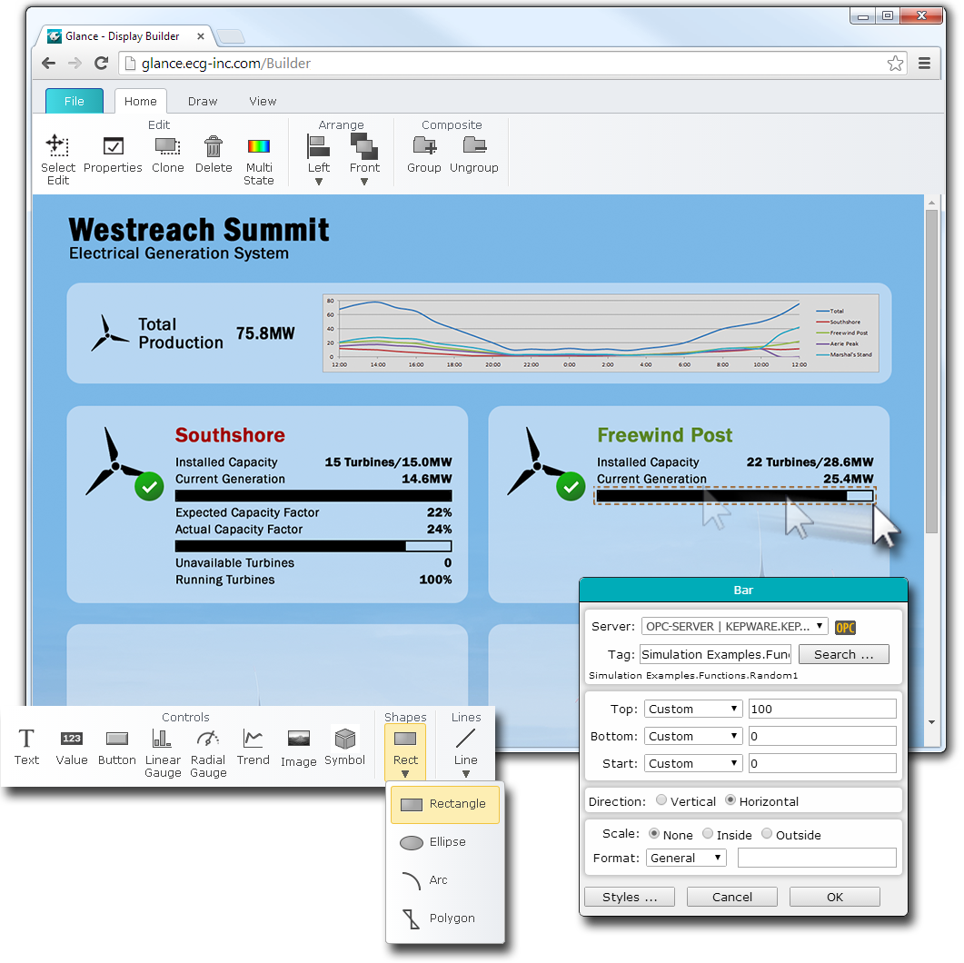 Pi processbook manual glance display builder on the web fandeluxe Image collections